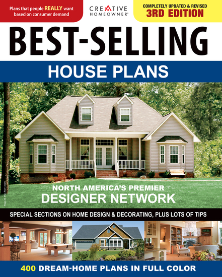 BestSelling House Plans 48 Dream Home Plans In Full Colour Fascinating Design Dream Home Online Creative