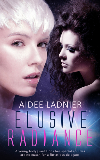 Elusive Radiance - cover