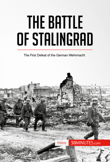 the battle of stalingrad the germans