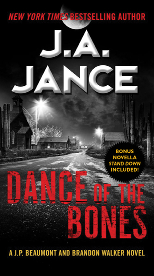 Dance of the Bones - A J P Beaumont and Brandon Walker Novel - cover