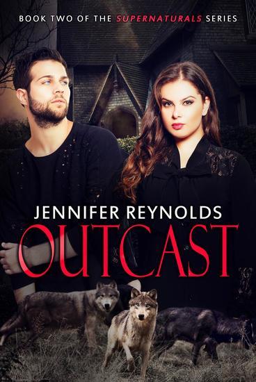 Outcast - Supernaturals #2 - cover