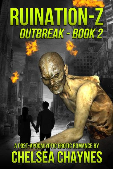 Ruination-Z: Outbreak - Book 2 - Ruination-Z #2 - cover