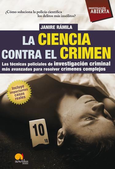 La ciencia contra el crimen - cover