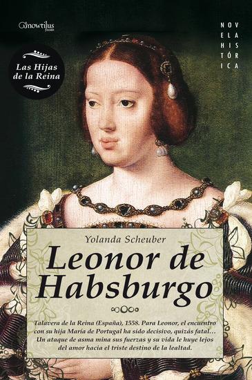 Leonor de habsburgo - cover