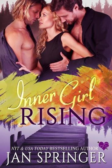 Inner Girl Rising - cover