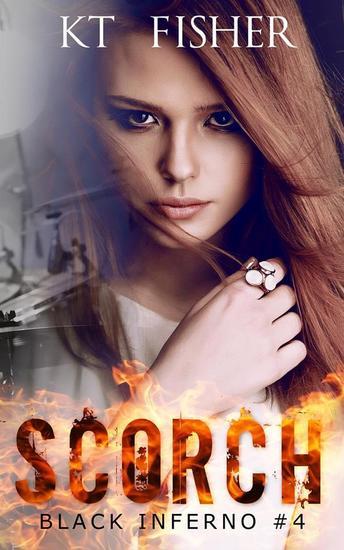 Scorch - Black Inferno #4 - cover