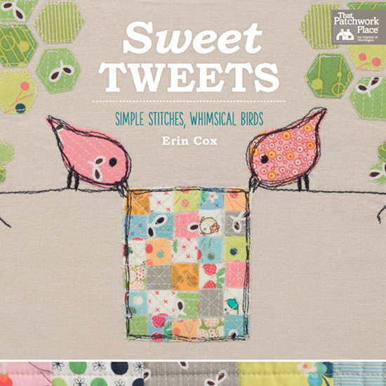 Sweet Tweets - Simple Stitches Whimsical Birds - cover