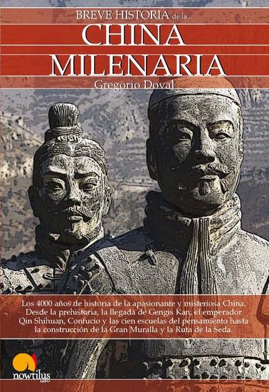 Breve historia de la China milenaria - cover