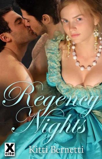 Regency Nights - cover