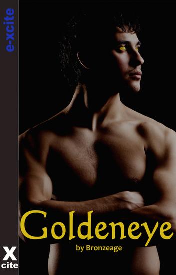 Goldeneye - Paranormal erotica - cover