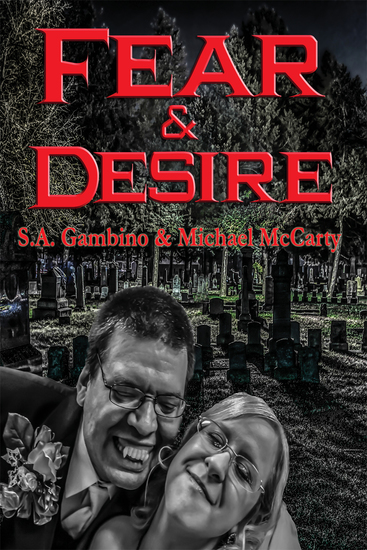 Fear & Desire - With linked Table of Contents - cover