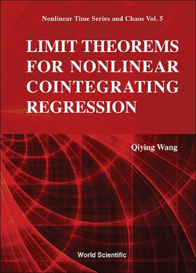 Limit Theorems For Nonlinear Cointegrating Regression - cover