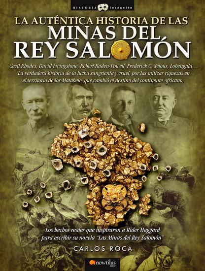 La auténtica historia de las Minas del Rey Salomón - cover