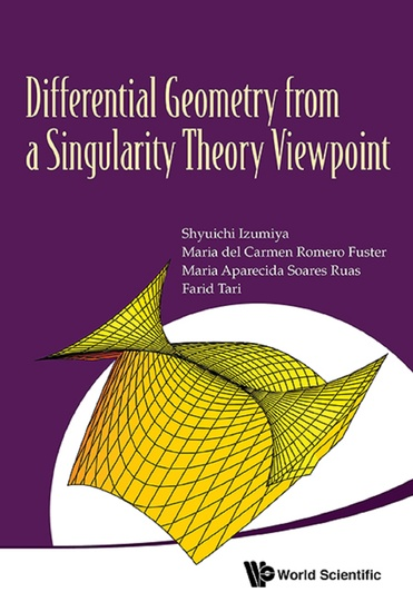 Differential Geometry From A Singularity Theory Viewpoint - cover