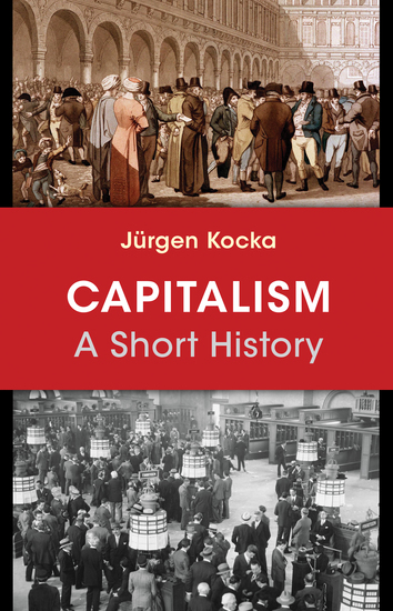 Capitalism - A Short History - cover