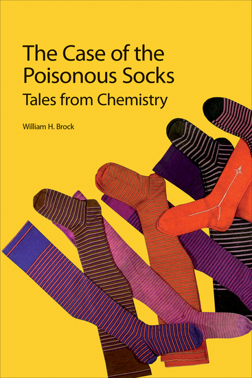 The Case of the Poisonous Socks - Tales from Chemistry - cover