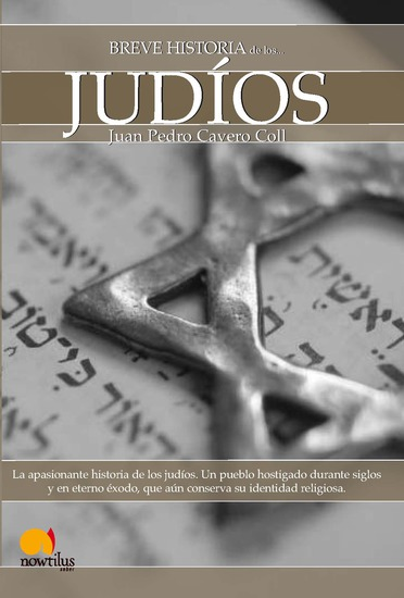 Breve historia de los judios - cover