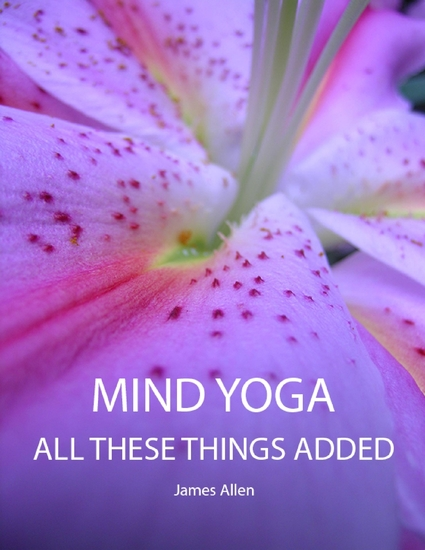 Mind Yoga - All These Things Added - cover
