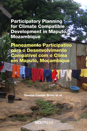 Participatory Planning for Climate Compatible Development in Maputo Mozambique - cover