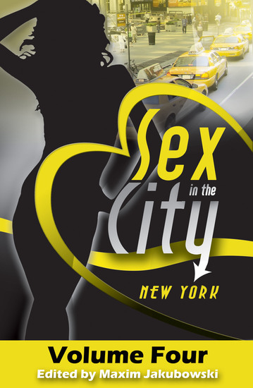Sex in the City - New York - Volume Four - cover