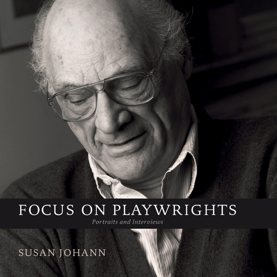 Focus on Playwrights - Portraits and Interviews - cover