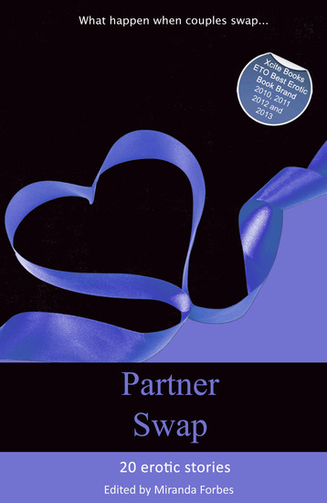 Partner Swap - 20 erotic swinging and swapping stories - cover