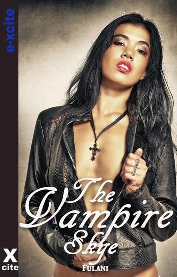 The Vampire Skye - An erotic paranormal novella - cover