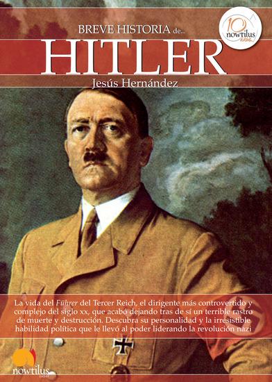 Breve historia de Hitler - cover