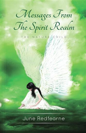 Messages From The Spirit Realm: The Nature Child - cover