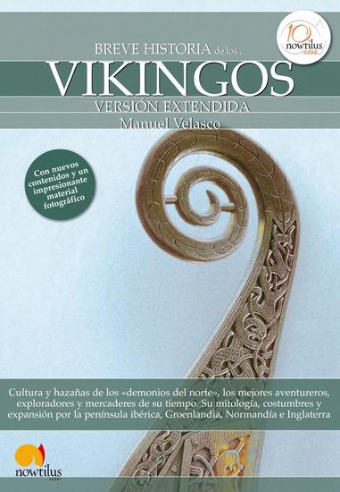 Breve historia de los vikingos (versión extendida) - cover