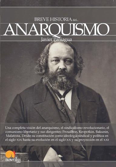 Breve historia del anarquismo - cover