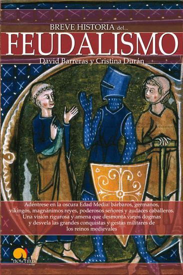 Breve historia del feudalismo - cover