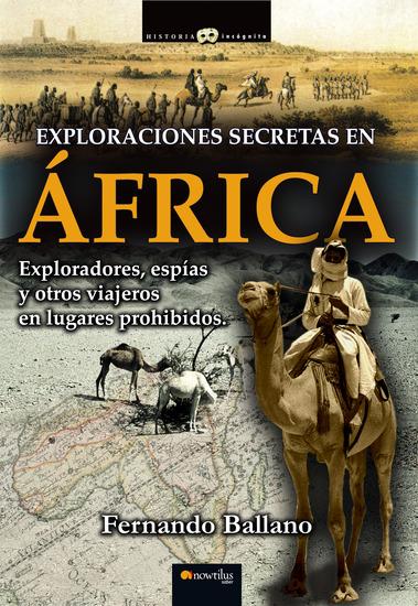 Exploraciones secretas en África - cover