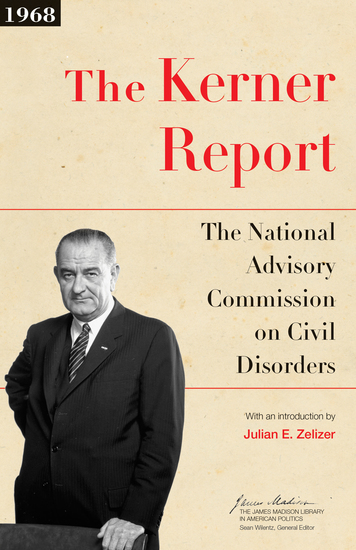 The Kerner Report - cover