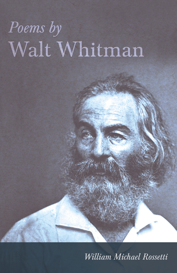 Poems by Walt Whitman - cover