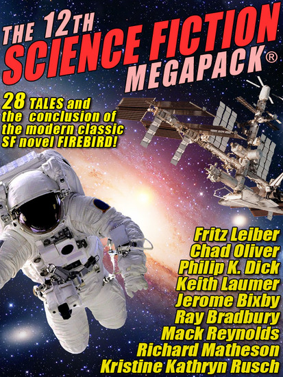 The 12th Science Fiction MEGAPACK® - cover
