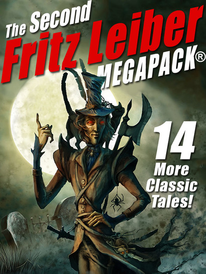 The Second Fritz Leiber MEGAPACK® - cover
