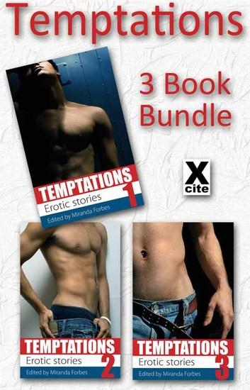 Temptations - Three Book Bundle - cover
