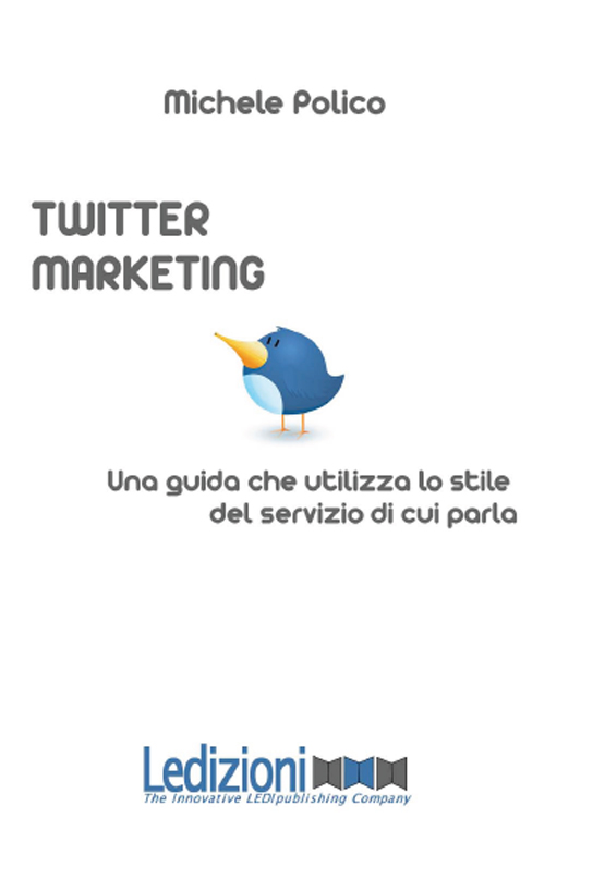 Twitter Marketing in 140 Tweet - cover