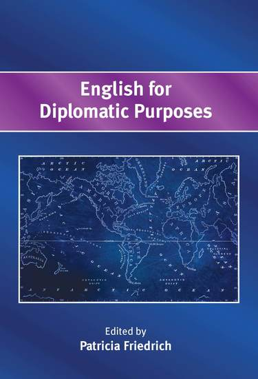 English for Diplomatic Purposes - cover