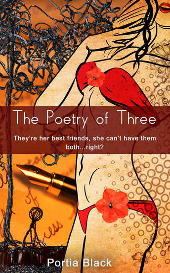 The Poetry of Three - cover
