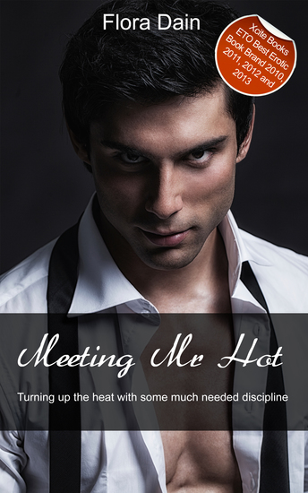 Meeting Mr Hot - cover