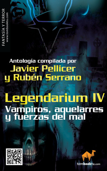 Legendarium IV - cover