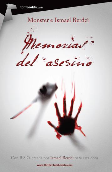 Memorias del asesino - cover