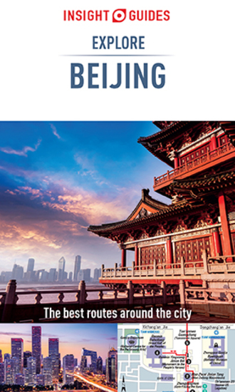 Insight Guides: Explore Beijing - cover