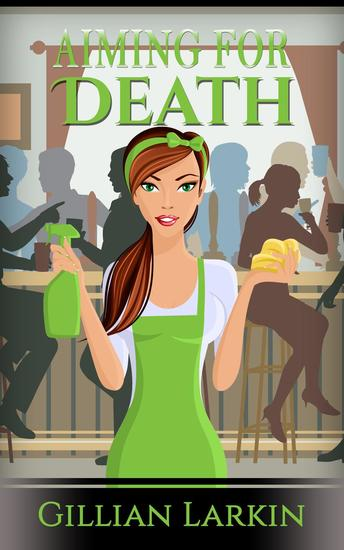 Aiming For Death - A Julia Blake Short Cozy Mystery #3 - cover