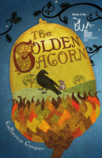 The Golden Acorn - Book 1 - cover
