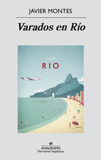 Varados en Río - cover
