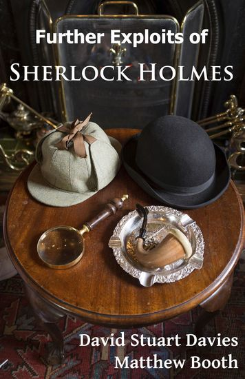 Further exploits of Sherlock Holmes - cover