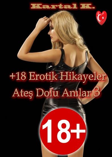 +18 Erotik Hikayeler Ateş Dolu Anılar 3 - cover